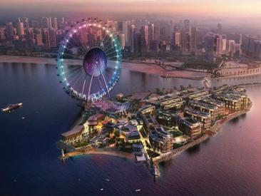 Дубай ще строи и най-високото в света виенско колело